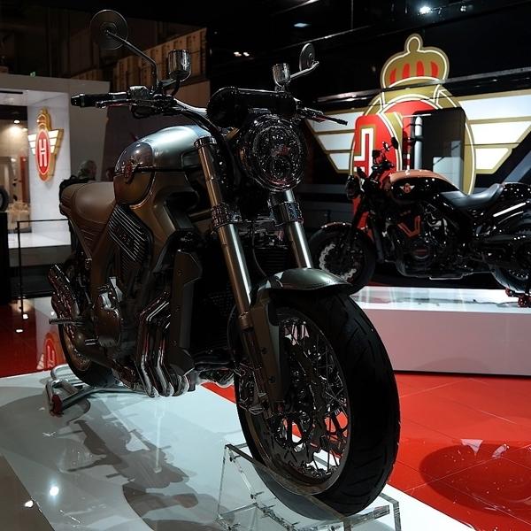 Horex, Merek Motor Era PD II Bangkit Lagi