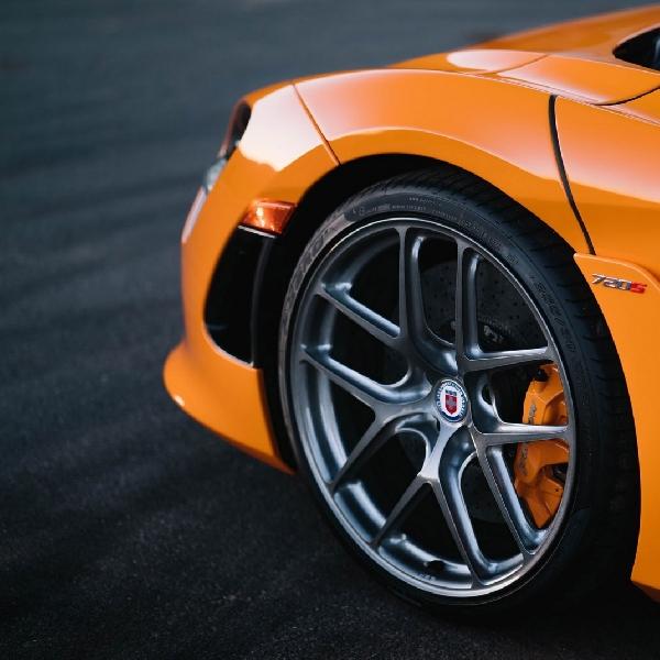 McLaren 720S Makin Keren Dengan Velg HRE