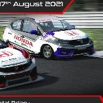 Honda Brio RS Urbanite Pilihan Mobil Balap Baru di Honda Racing Simulator Championship 2