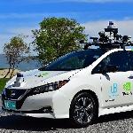 Perusahaan AI Tiongkok Bikin Leaf Jadi Mobil Otonom