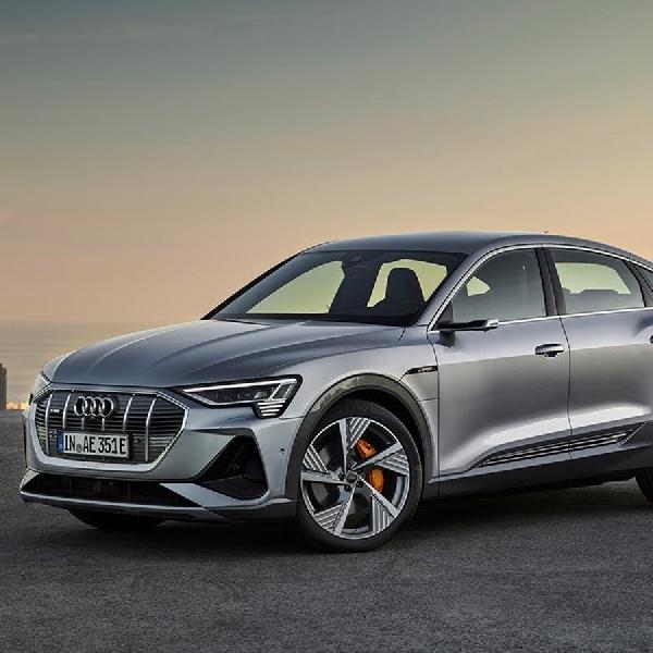 Audi e-tron Kurangi Kapasitas Produksi?