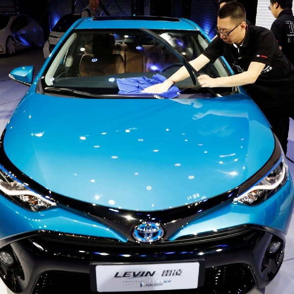 Toyota Motor Restrukturisasi Jajaran Direksi