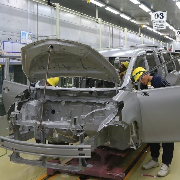 Jadi Sektor Ekonomi Nasional, Kemenperin Perdalam Struktur Manufaktur Otomotif