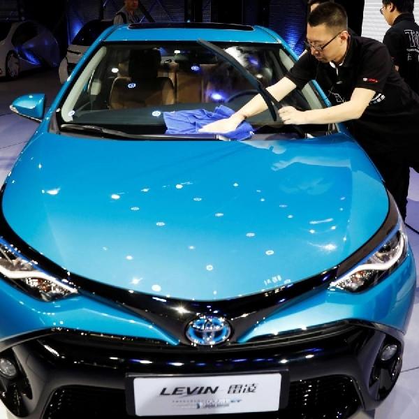 Toyota Percepat Produksi Mobil Listrik Dengan CATL dan BYD