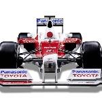 Bekas Mobil F1 Toyota ini Dilelang Untuk Perangi Covid-19