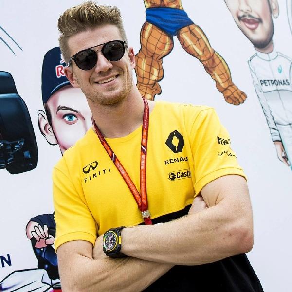 Meski Tidak Naik Podium, Hulkenberg Puas dengan Hasil Balap di Jerman
