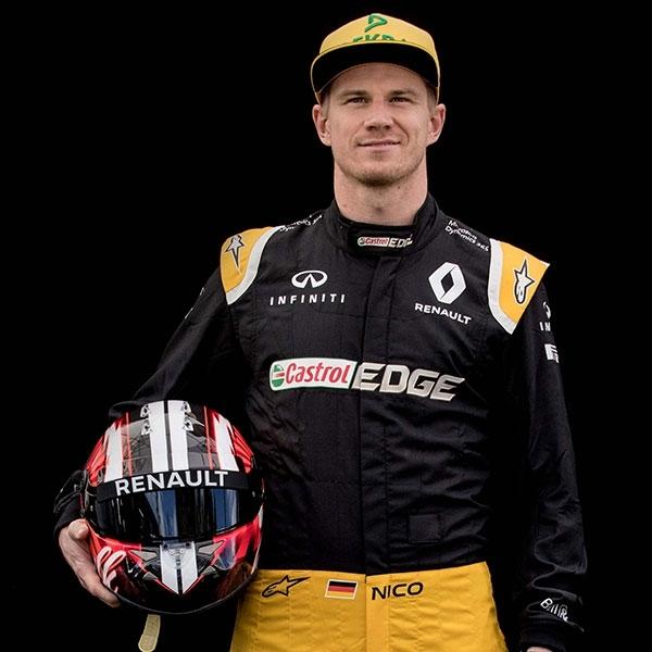 F1: Hulkenberg Tidak Pandang Siapapun Rekannya di Tim