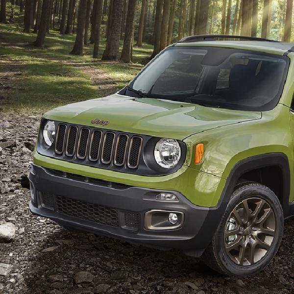 HUT ke-75, Jeep Kenalkan Berbagai Model Edisi Khusus