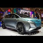Hy-Fun  Mobil Konsep MPV Daihatsu untuk Generasi Kekinian