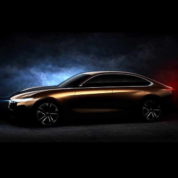 Hybrid Kinetic Akan Perkenalkan Small Sport Sedan H500  pada Awal 2020
