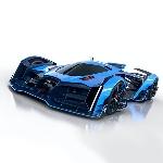 Next Hypercar Bugatti Segera Hadir Lebih Cepat Dari Prediksi