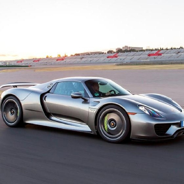Hypercar New Porsche GT1 Dalam Pengembangan