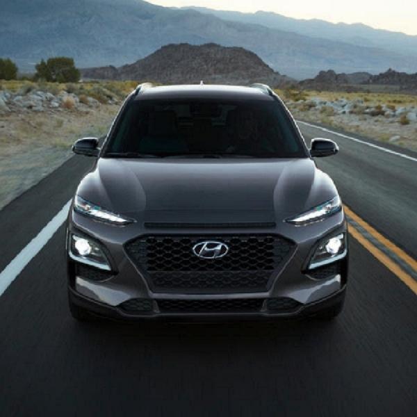 Hyundai Ungkap Kehadiran New Kona Night Edition 2021