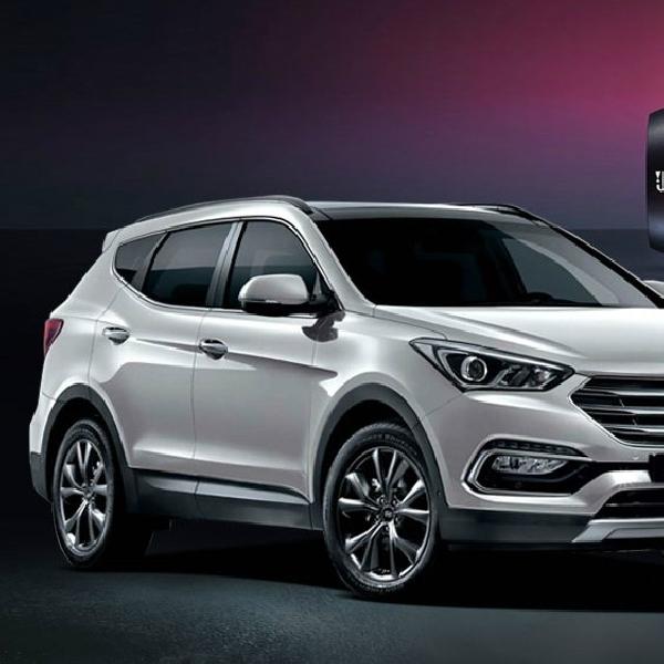 Hyundai Akan Kembali Segarkan Kembali Santa Fe