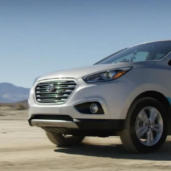 Hyundai Berencana Bangun Kendaraan Hidrogen Anyar