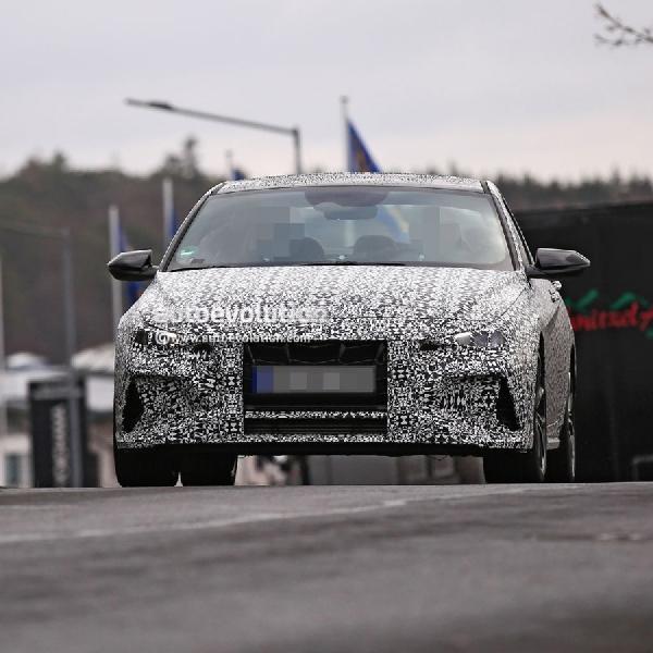 Hyundai Elantra N 2022 Menjadi Sedan Sport Kompak Terakhir