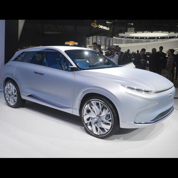 Hyundai Perkenalkan Konsep SUV Fuel Cell di Geneva