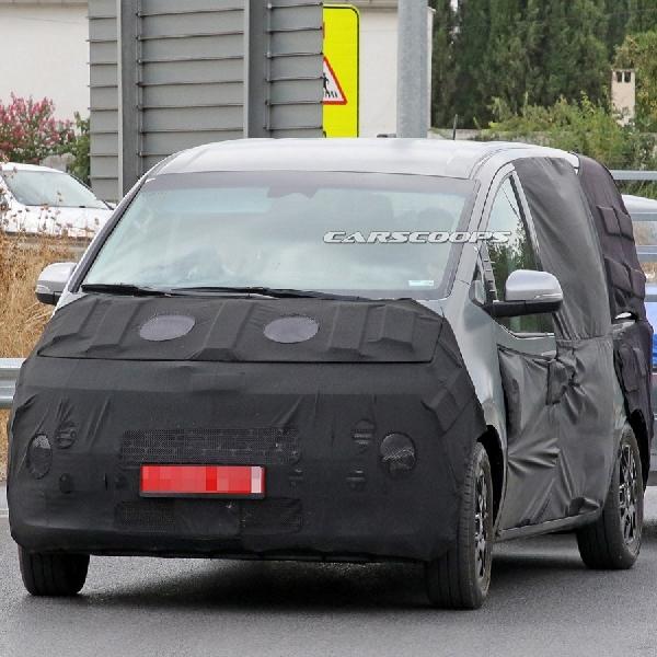 Hyundai Desain Ulang H1, Kemungkinan Debut Tahun Depan
