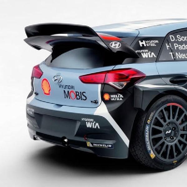 Hyundai i20 Siap Berlaga di WRC