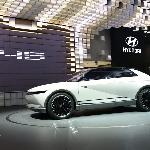Hyundai Tampilkan Mobil Listrik Terbaru di IAA