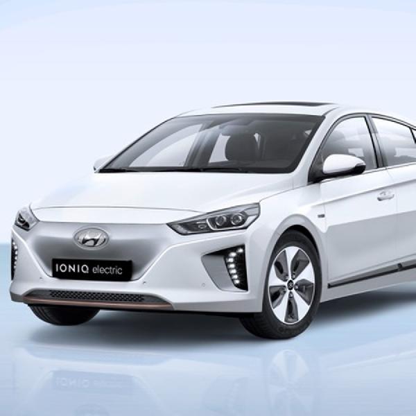 Hyundai Kerjasama dengan Grab dalam Menyediakan Mobil Listrik