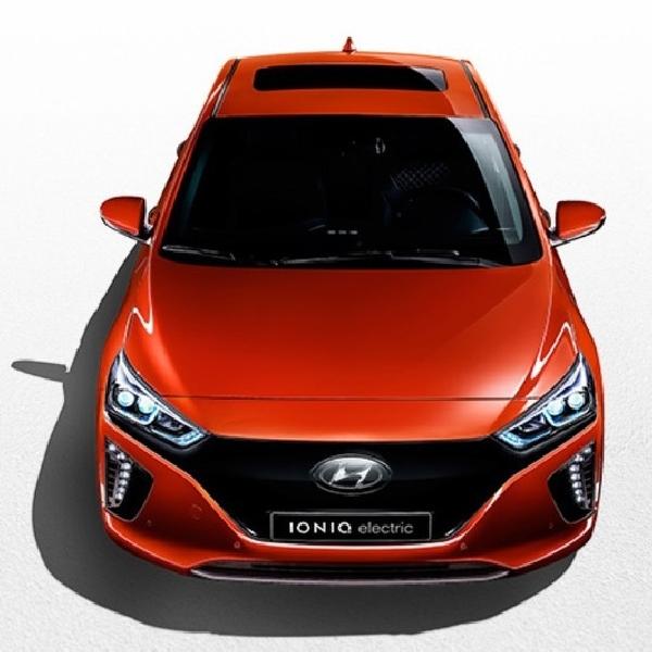Hyundai IONIQ Hanya Tersedia 4.000 Unit