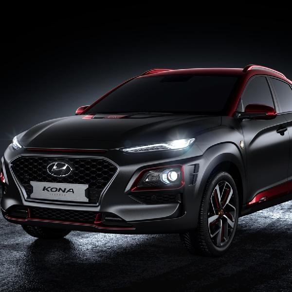 Hyundai Bikin Kona Edisi Iron Man