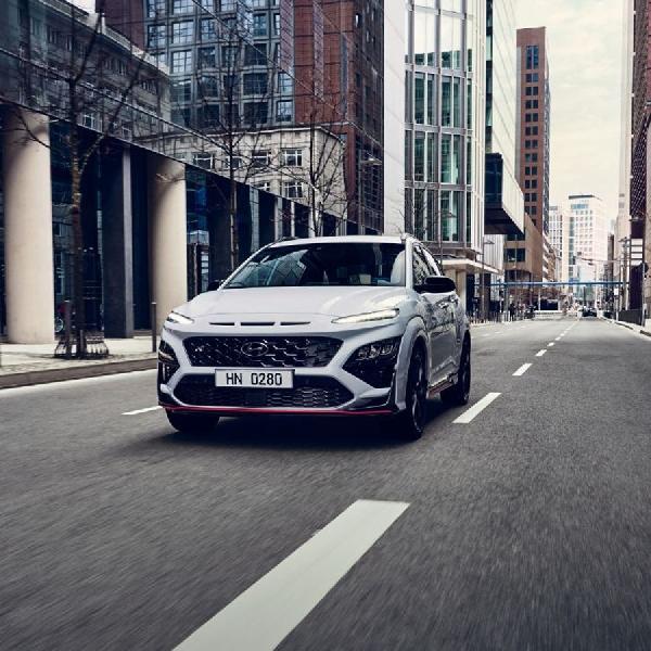 """Hyundai Kona N Terungkap, """"Hot SUV"""" Dengan 276 HP"""