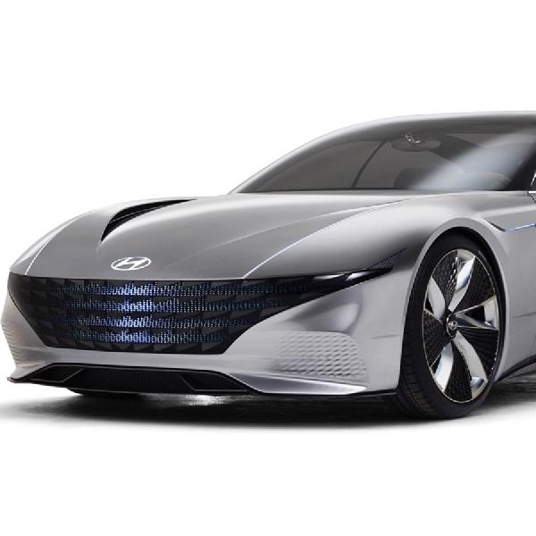 Hyundai Le Fil Rouge Hadir di Concours d'Elegance of America