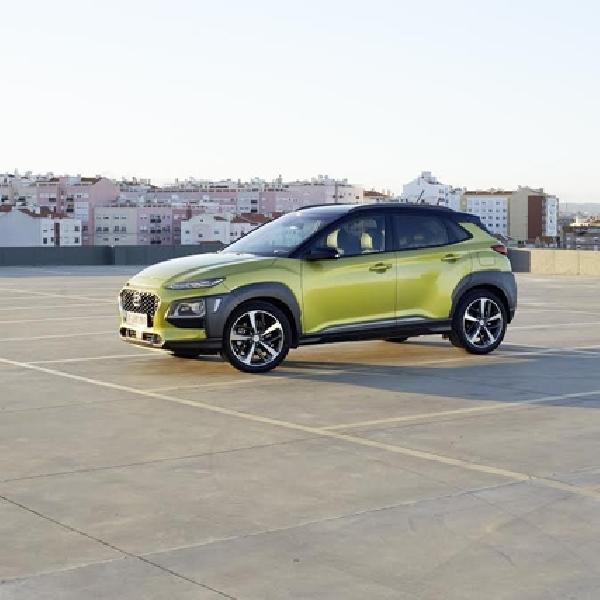 Hyundai Lengkapi Jajaran SUV-nya Dengan Kona