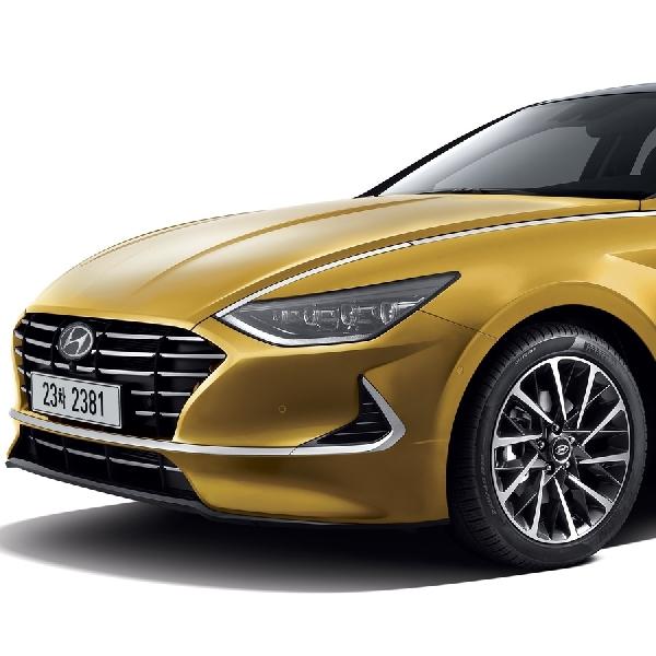 Melirik Sebentar All New Hyundai Sonata