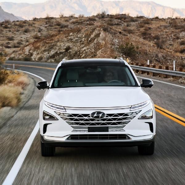 Hyundai Hadirkan Mobil Fuel Cell Nexo