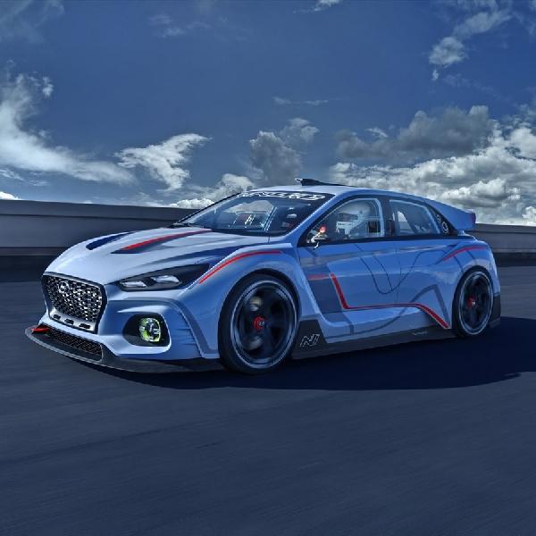 Hyundai Resmi Kenalkan Konsep Balap RN30