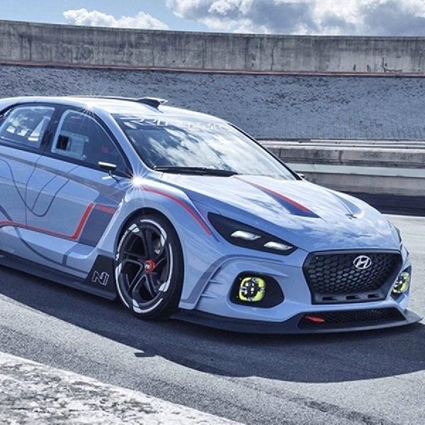 Hyundai Siapkan Mobil dengan N Performance