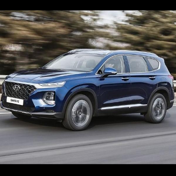 Hyundai Santa Fe 2019 Hadir dengan  3 Pilihan Mesin, Diesel Salah Satunya