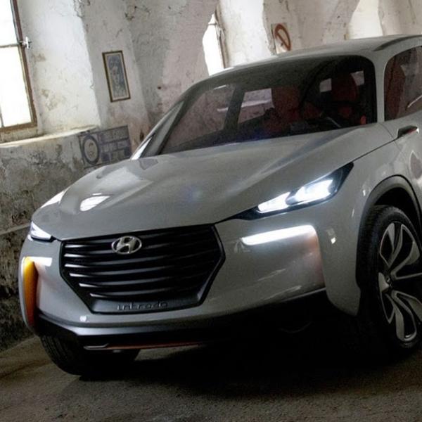 Hyundai Siapkan Crossover Baru untuk Saingin Nissan Juke
