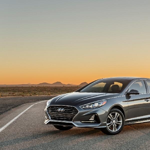 Hyundai Sonata 2018 Dikenalkan Pekan Depan