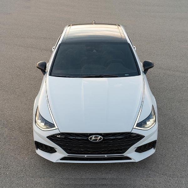 Hyundai Sonata N Line 2021 Tawarkan Performa Tinggi