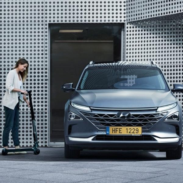 Hyundai: 2021 Jadi Transformasi Baru Hyundai Group