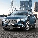 Hyundai Tucson 2022: Desainnya Futuristik, Interiornya Mewah!
