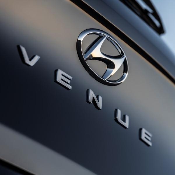 Hyundai Rilis Sketsa Penuh Venue