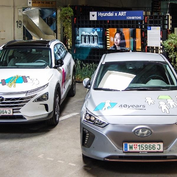 Hyundai Dukung Kegiatan Ars Electronica di Austria