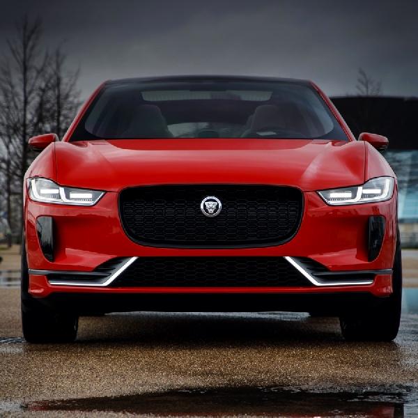 Jaguar I-Pace Concept Mulai Diuji