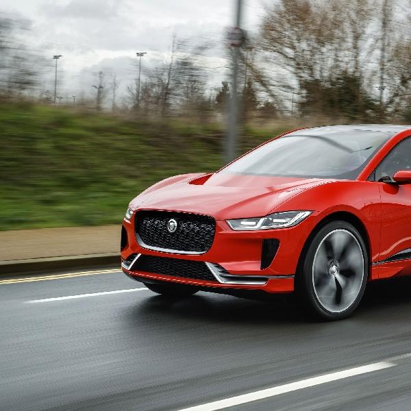 Kenali Jaguar I-PACE, Mobil Full Elektrik Pertama Kebanggaan Jaguar