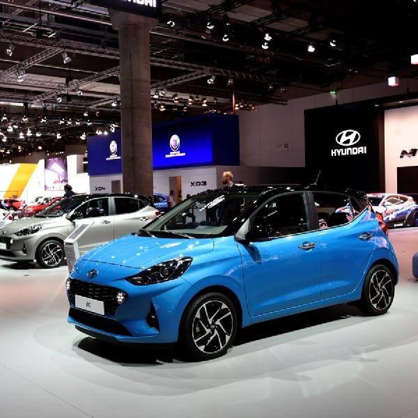 Hyundai All New i10 Perdana Ditampilkan di IAA