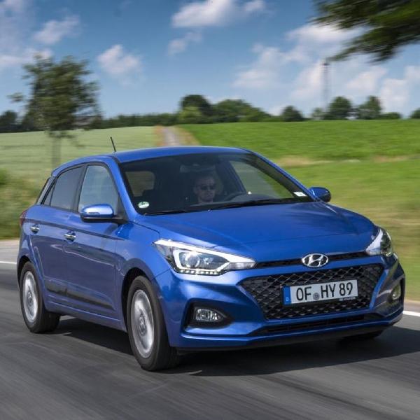 Hyundai i20 Kini Tampil Lebih Segar