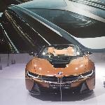 BMW i8 Roadster Sudah Tiba di Indonesia
