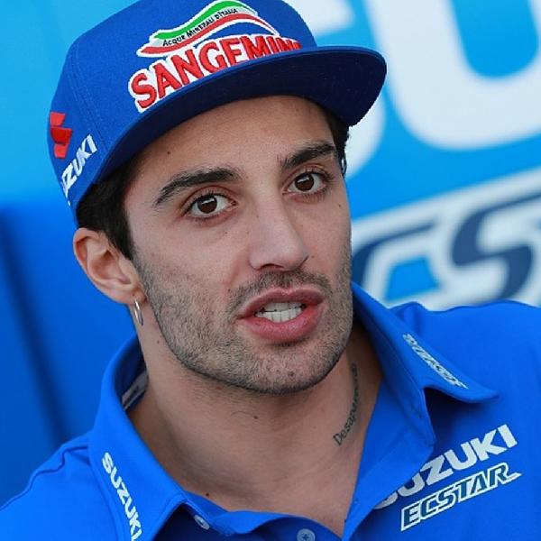 Andrea Iannone Menatap Italia dengan Sikap Realistis