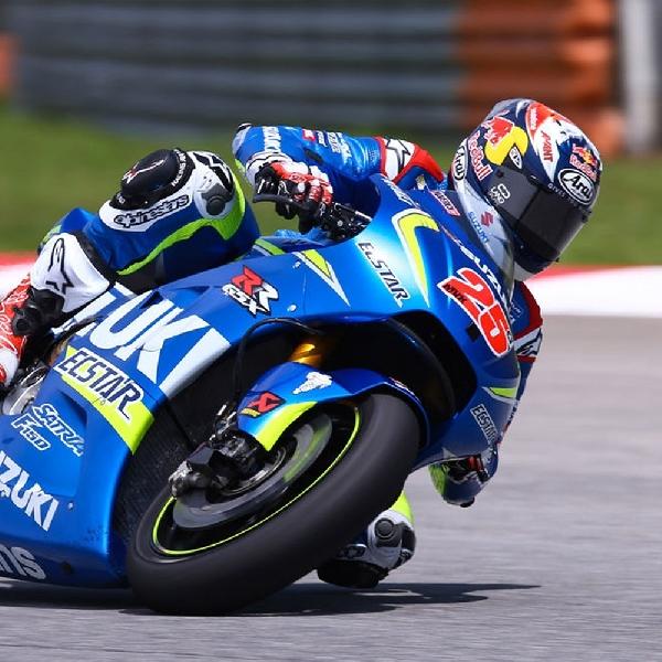 MotoGP: Iannone Berharap Sasis Baru Suzuki GSX-RR Lebih Stabil