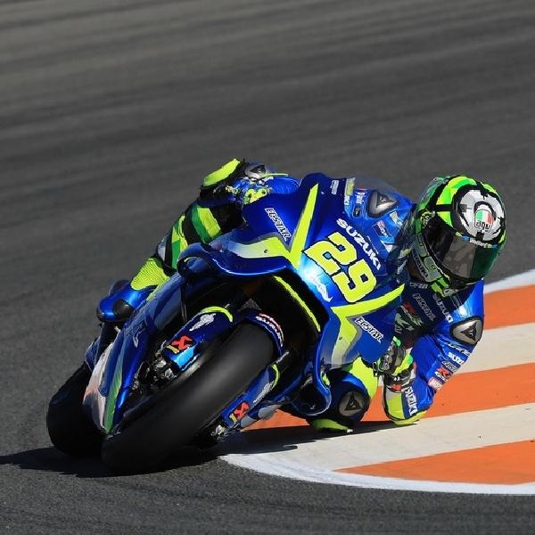 MotoGP: Iannone dan Rins Absen di Valencia Karena Terjangkit Virus